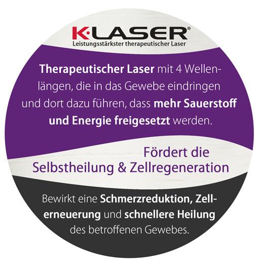 K-Laser Therapie